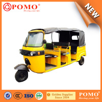 High Performance Passenger Adult Tricycle, Hot Sale Double Seats Thailand Tuk Tuk, India Passenger Tricycle