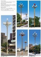 2016 Top Selling Led Solar Light Garden Landscape Lamp Led Light Spot Lights