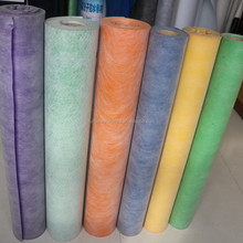 0.6mm 300g colorful washer liner PP PE waterproof membrane for toilet bathroom wall floor