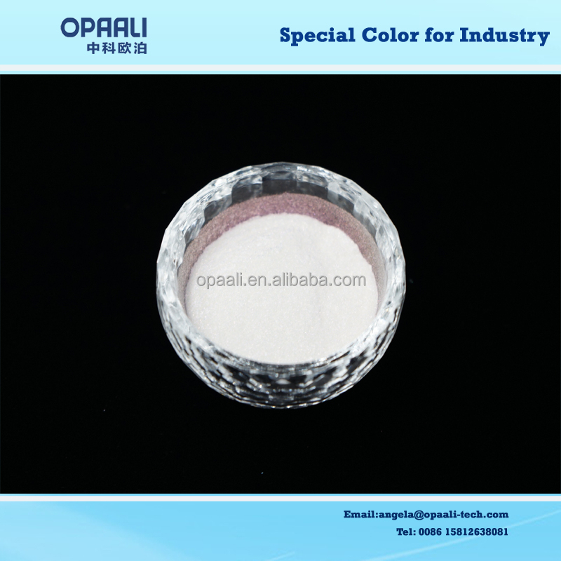 high quality diamond series 30-100um diamond red color glass(silicon dioxide) base industry pearl powder