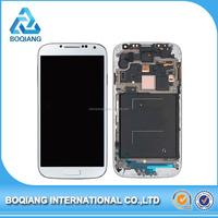 Factory Price For Samsung Galaxy S4 Lcd i9500 Digitizer Assembly, For Samsung Galaxy S4 GT-i9505 Lcd Screen, Clone Lcd Screen S4