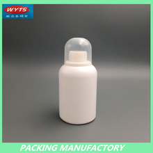High quality chemical/medical plastic bottle support OEM and screen printing
