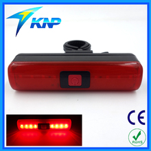 8SMD Bright Red Bike Tail Light