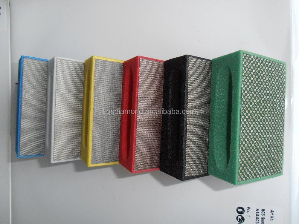 diamant glas schleifschwamm galvani und harzbindung polieren pads steinwerkzeuge schleifwerkzeug. Black Bedroom Furniture Sets. Home Design Ideas