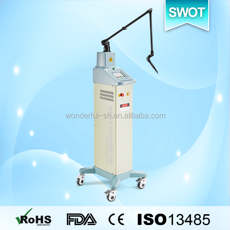 Companies Sell Medical Equipment 40W / Ultra Pulse CO2 Laser / Top Rated Lowest Price