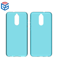 Full Clear Transparent Soft TPU Cover Case For Huawei Mate 10 Lite Honor 9i