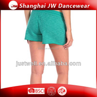 Wholesale women tight fitted sexy fitness shorts