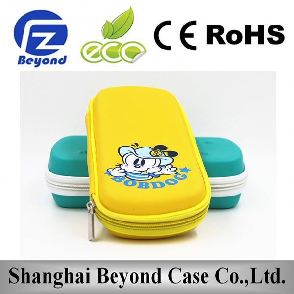 Printed EVA Pencil Case, Cute Carton EVA Pencil Case From Specialized Manufacturer with Cheap Factory price