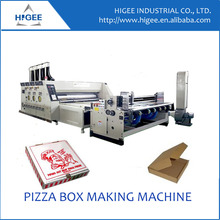 kraft paper corrugated box making machine.corrugated box die cut machine