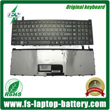 Ru Layout Original Laptop Keyboard For Sony VGN-AW Black US Layout , P/N : 92501392 / 53010BE22-203-G / A1565184C , Brand New !