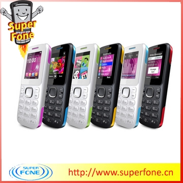 New design D201 1.8 inch MTK6261M Wap/Gprs internet GSM quad band unlock cell phones for sale