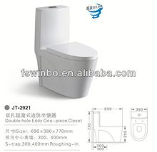 China chaozhou elongated dual flush portable toilets for sale