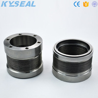 John crane mechanical seal metal bellow shaft seal