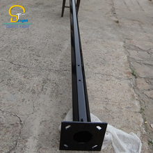 Alibaba China Manufacturer Factory Price 2M To 30M Cast Aluminum Street Light Pole