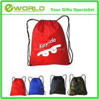 European Like Reusable Soccer Drawstring Bag