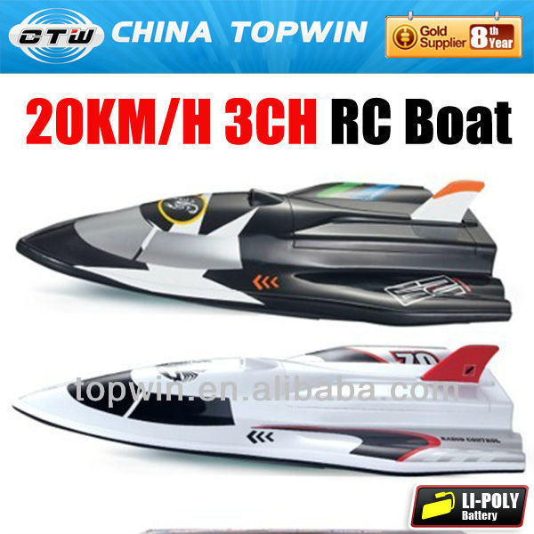 3CH RC boat (40CM)[REB913362]boat rc twin motor