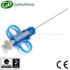 Single Use Medical Butterfly Straight Sewing Biopsy Needle