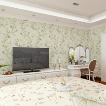 Hotel wallpaper designs sound absorbing wall paper