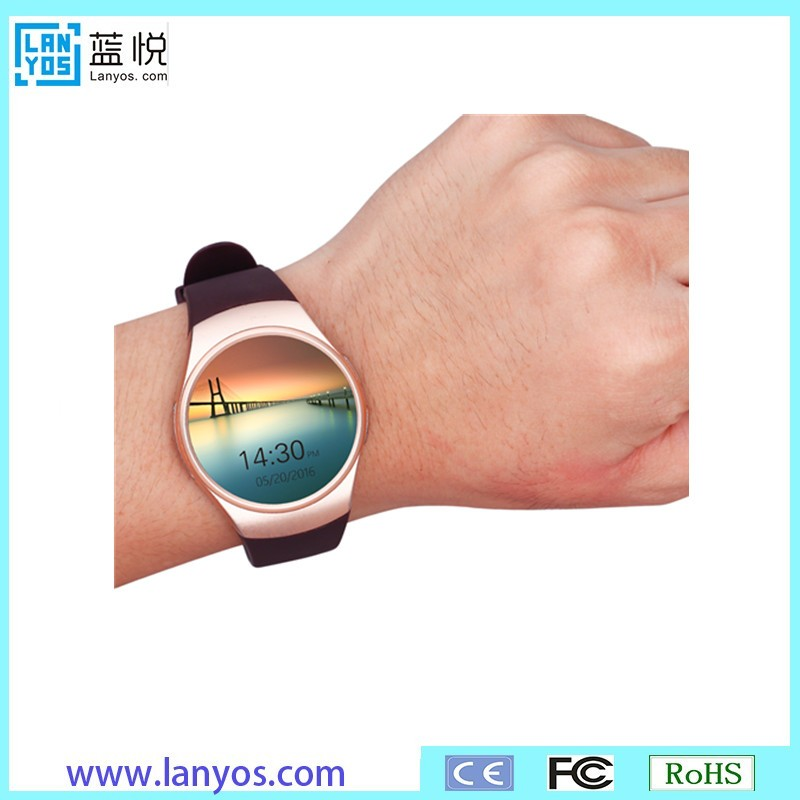Factory supply rohs smart watch mtk 6261/2502c gsm wrist smart watch phone