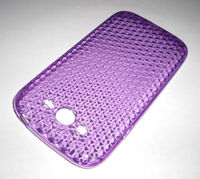 Crystal Clear Silicone Case for Samsung Grand Neo