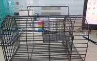 galvanized mouse breeding cages