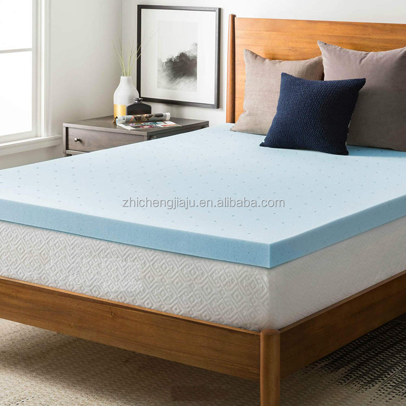 travelling memory foam mattress topper 3d air mesh mattress topper topper for mattress - Jozy Mattress | Jozy.net