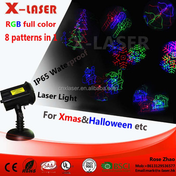 Wireless Remote Control DC 5V or 12V Party Light RGB Mini Outdoor Laser Project Christmas