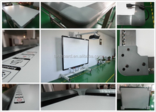4 users writing interativo whiteboard educational whiteboard smart boards