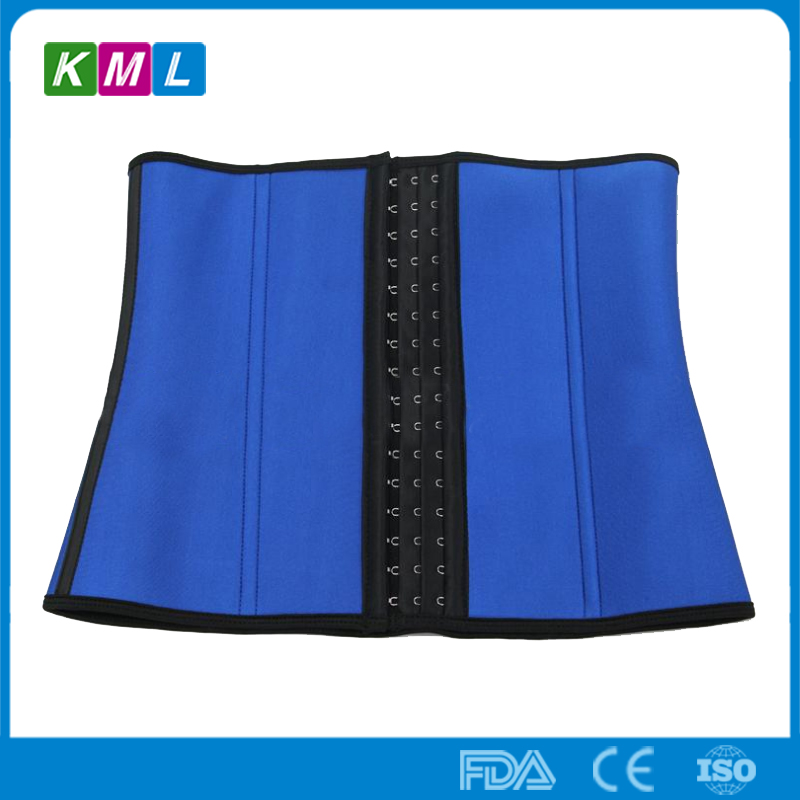 Chinese factory price free sample waist training corsets