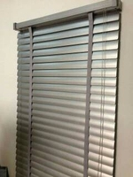 50mm Horizontal Pattern and Venetian Style Aluminum Blinds TC-AR-502