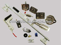 all truck accessory Stainless steel truck parts