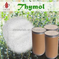 Factory offer high purity plant extract Thymol crystal