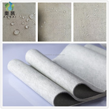 Chinese Manufacture Custom Polyester Needle Punched Nonwoven Fabric for Dust Collector Filter Bag