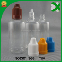 1oz e liquid plastic pet dropper bottles