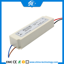 High efficiency claas two 12v 8.3a 100w dc output led switching power supply, class 2 constant voltage waterproof led driver