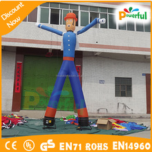 Air Dancers Inflatable Wave Man For Advertising