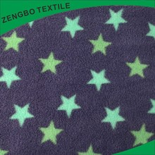 hot sell knitted fabric multi function printed polar fleece ,textile