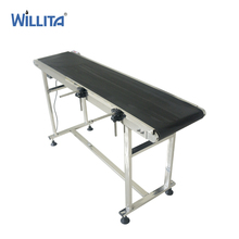 Widely Use Transportable Type Mini Rubber Conveyor Belt For Paper Mill