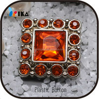 luxury Decorative Crystal upholstery diamond button