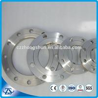 cs & ss slip on flange for gas pipe