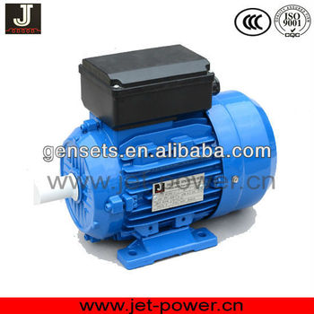 Single phase 3HP copper wire motor with Europe quality aluminium frame