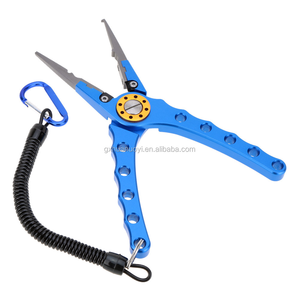 Fishing Pliers Stainless Steel Carp Fishing Scissors Accessories Hook Remover Line Cutter Tackle Tool
