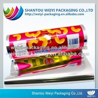 food grade plastic film roll