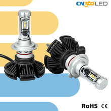 Led headlight conversion kit h4 h7 9005 9006 h1 h8 h10 h11 h16