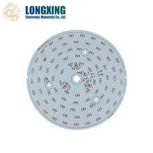 High power 1.2m custom Settings led light aluminium pcb