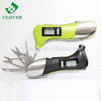 With knife,flashlight and life-saving hammer best car tire pressure gauge