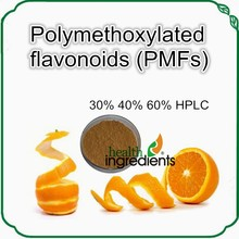 Natural Polymethoxylated Flavones from Citrus Aurantium Extract