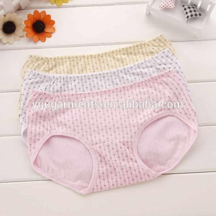Promotion Princess Pinky girl cotton well wearing hispter underwear