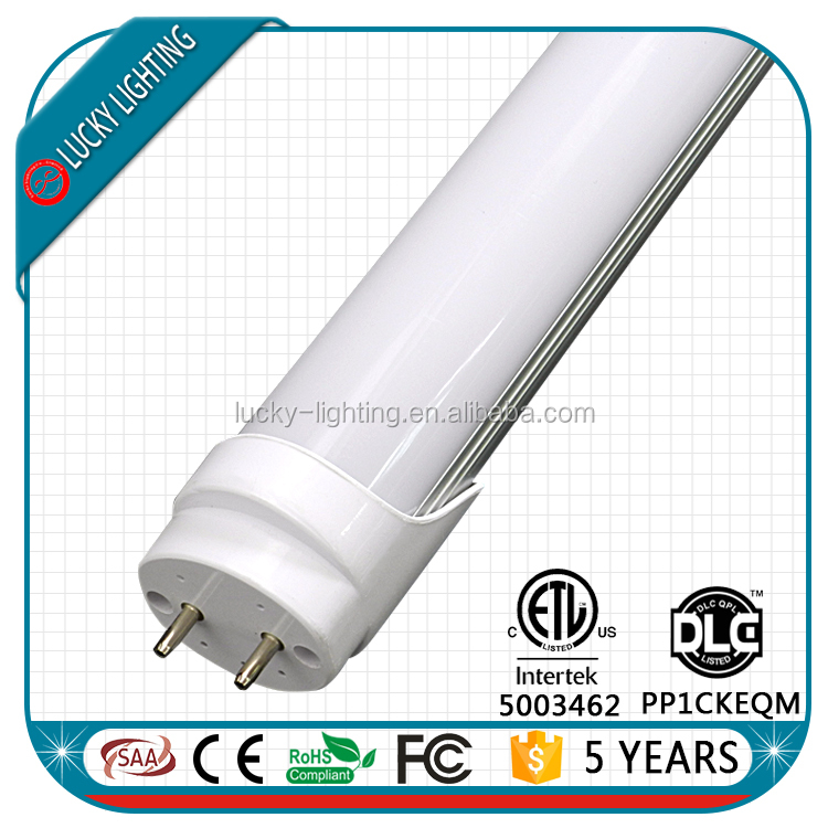 high lumen 4ft 18w usa voltage frosted t8 led tube light price
