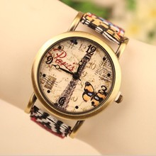 Ladies women trendy newest Fashion Butterfly Watch Who Cares Im Already Late Vintage wrist watch gifts